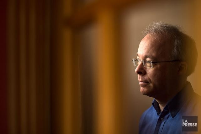 Sébastien Richard, porte-parole de l'Association des victimes des... (PHOTO ÉDOUARD PLANTE-FRÉCHETTE, ARCHIVES LA PRESSE)