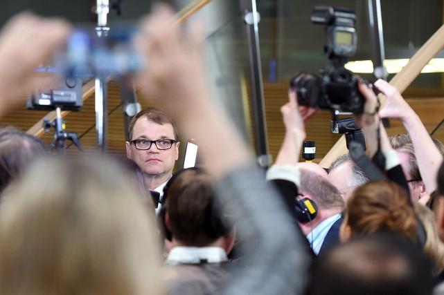 Le prochain premier ministre de la Finlande devrait... (PHOTO AGENCE FRANCE PRESSE)