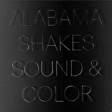 SOUL/R'N'B/SOUTHERN ROCK,Sound & Colour,Alabama Shakes...