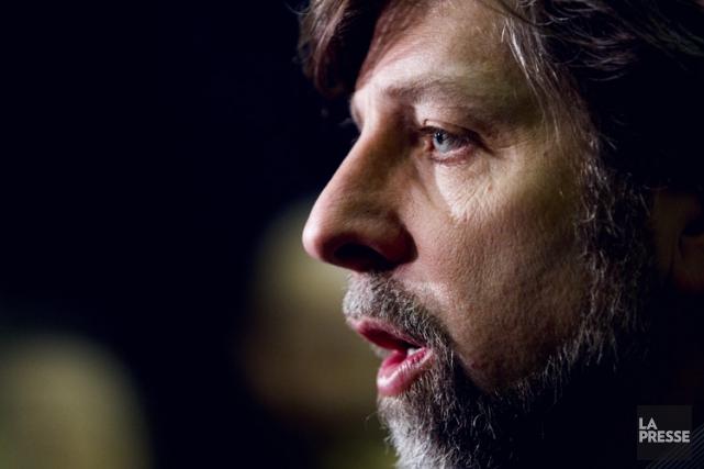 Le chef intérimaire Luc Ferrandez a affirmé aux... (Photo: Olivier Jean, archives La Presse)