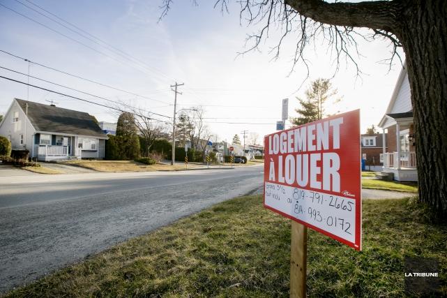 Malgré l'opposition du Regroupement des propriétaires locateurs de Sherbrooke... (Imacom, Jocelyn Riendeau)