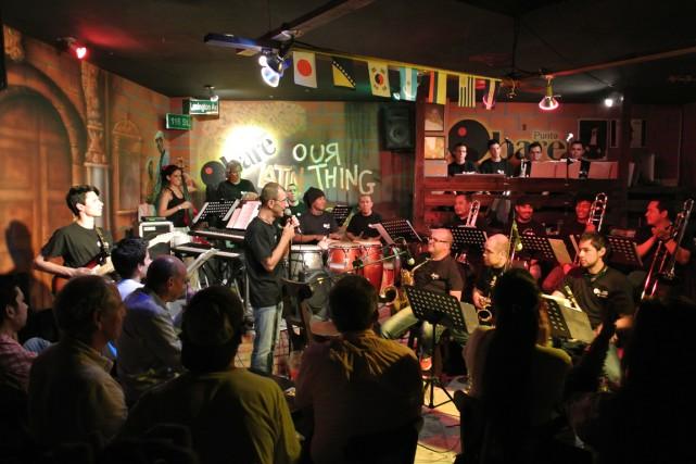 Cali compte une scène musicale particulièrement dynamique qui... (PHOTO DAVID RIENDEAU, COLLABORATION SPÉCIALE)