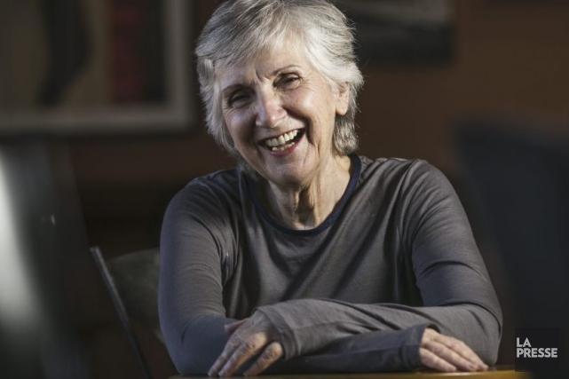 Depuis sa sortie du Conservatoire en 1970, Muriel... (Photo: Hugo-Sébastien Aubert, La Presse)