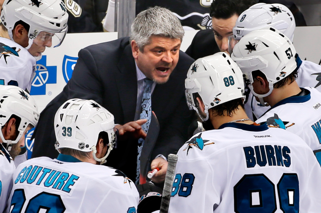 Todd McLellan a connu beaucoup de succès à la... (Photo Gene J. Puskar, archives AP)