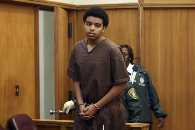 Marc Wabafiyebazua été inculpé pour assassinat mercredi dernier... (PHOTO WALTER MICHOT, AP)