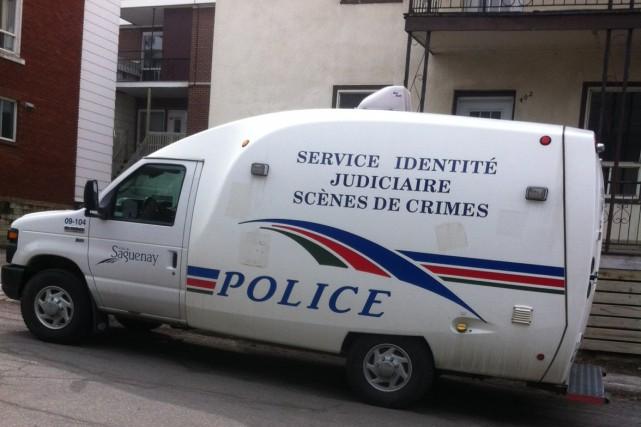 La Sécurité publique de Saguenay enquête sur une tentative de vol qui a échoué,... (Frédéric Marcoux)