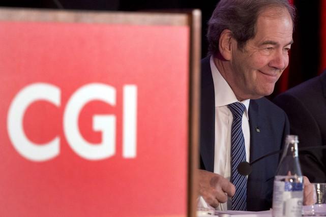 Le président du conseil exécutif de CGI, Serge... (Photo Ryan Remiorz, archives PC)