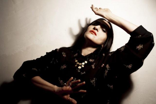Hindi Zahra s'est installée deux ans au Maroc... (Photo: fournie par Warner Music)