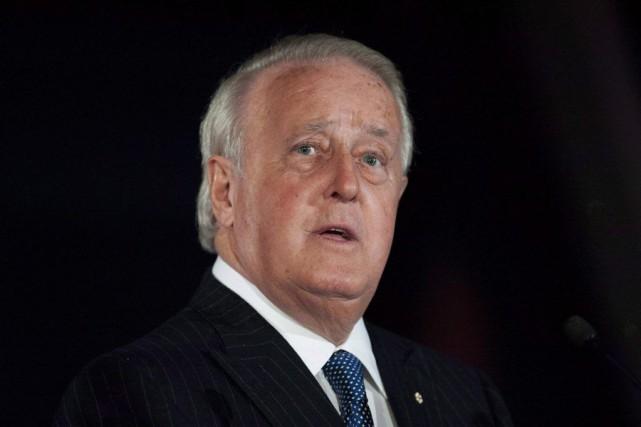 L'Afrique du Sud reconnaît la contribution de l'ancien premier ministre... (Photo La Presse Canadienne)