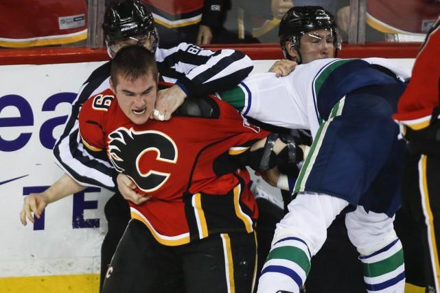 Lors de ses trois premiers matchs de sa... (Photo La Presse Canadienne)