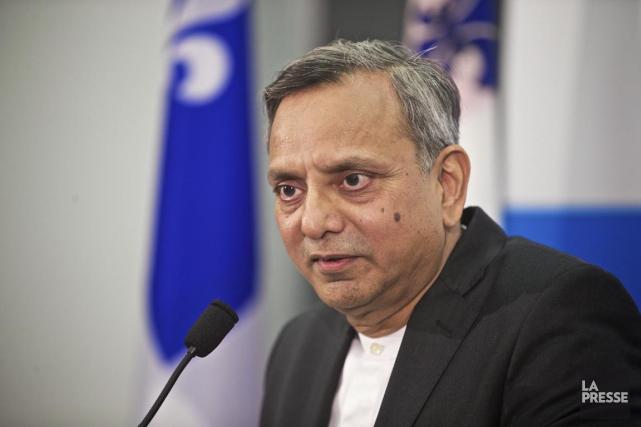 Paul Shrivastava est directeur exécutif de Future Earth... (PHOTO ANDRÉ PICHETTE, ARCHIVES LA PRESSE)