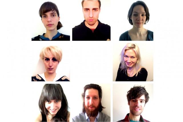 Dans MixOff, Emmanuel Schwartz, Adam Kinner, Sarah Berthiaume... (Photo: fournie par l'OFFTA)