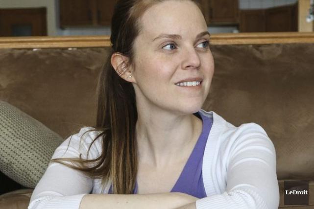 Nathalie Leclerc a fondé le groupe Gatineau Refuse... (Patrick Woodbury, LeDroit)
