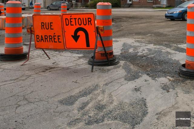 La Ville de Sherbrooke investira près de six millions de dollars dans la... (Archives La Tribune)