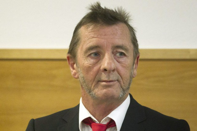Phil Rudd... (Photo: AP)