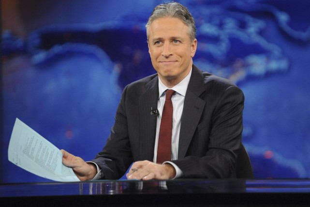 Jon Stewart... (Photo: archives AP)