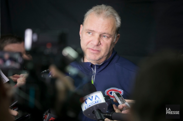 Michel Therrien a été incapable d'expliquer pour quelle raison... (Photo François Roy, La Presse)