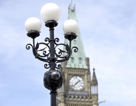 Sur le territoire de la capitale fédérale, il... (La Presse Canadienne, Justin Tang)