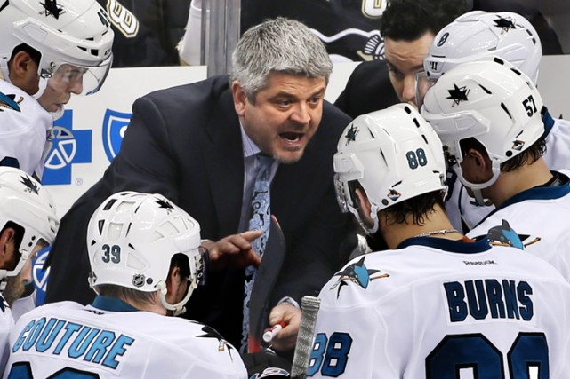 Todd McLellan... (Photo: AP)
