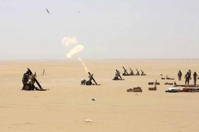 L'Arabie saoudite a annoncé la fin de l'opération... (Photo: AP)