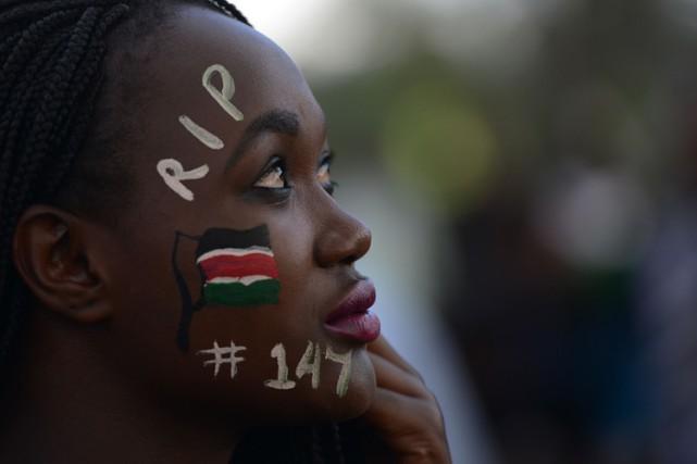 L'attaque de Garissa est la plus meurtrière au... (Photo: AFP)