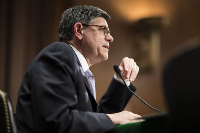 Le secrétaire au Trésor, Jack Lew, mènera la... (Photo: Reuters)