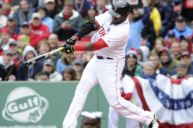 David Ortiz... (Photo: Reuters)