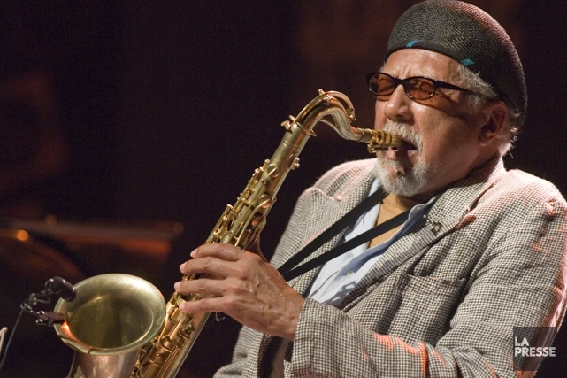 Charles Lloyd... (Photo archives La Presse)