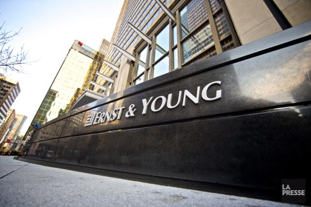 Associé chez Ernst & Young, André Vézina a... (PHOTO ANDRÉ PICHETTE, ARCHIVES LA PRESSE)