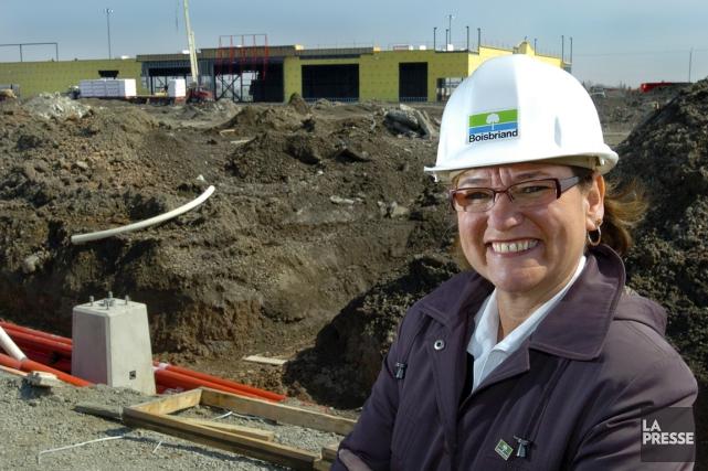 L'ex-mairesse Sylvie Saint-Jean, photographiée en 2006, a admis... (PHOTO ROBERT MAILLOUX, ARCHIVES LA PRESSE)