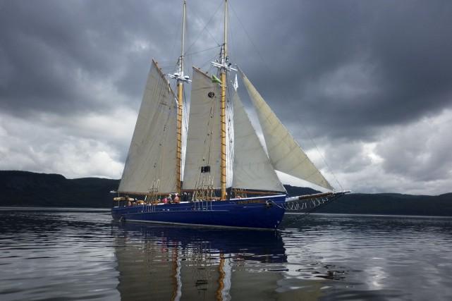 LeFair Jeanne... (Photo fournie par Rendez-vous naval de Québec)