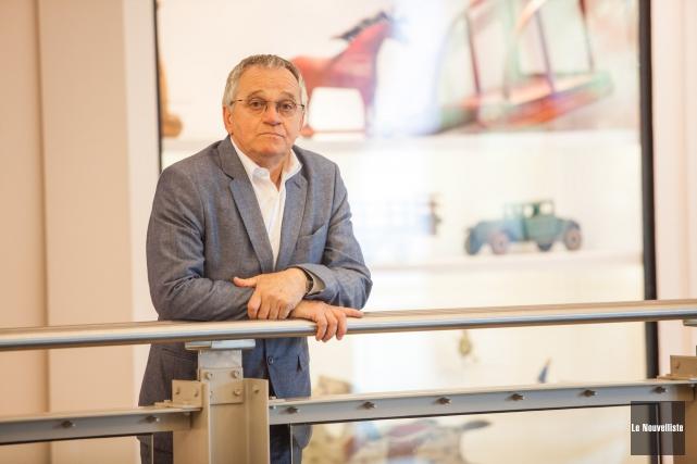 Le directeur général du Musée québécois de culture... (Photo: Olivier Croteau Le Nouvelliste)