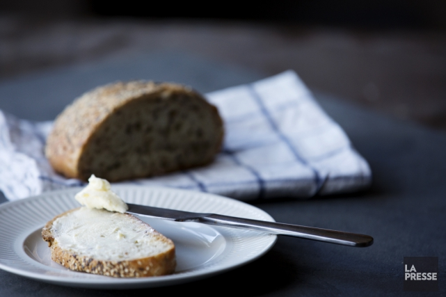 Les beurres que déclinent les laiteries sont éclatés,... (Photo Olivier Jean, La Presse)