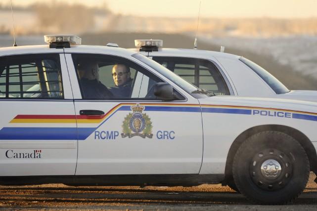 Une femme et trois enfants ont été tués plus tôt cette semaine dans une petite... (PHOTO ARCHIVES LA PRESSE CANADIENNE)