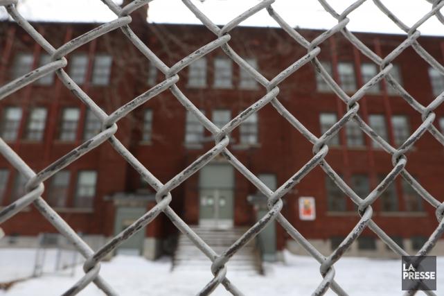 En janvier 2012, la prolifération de moisissures a... (Photo Martin Chamberland, archives La Presse)