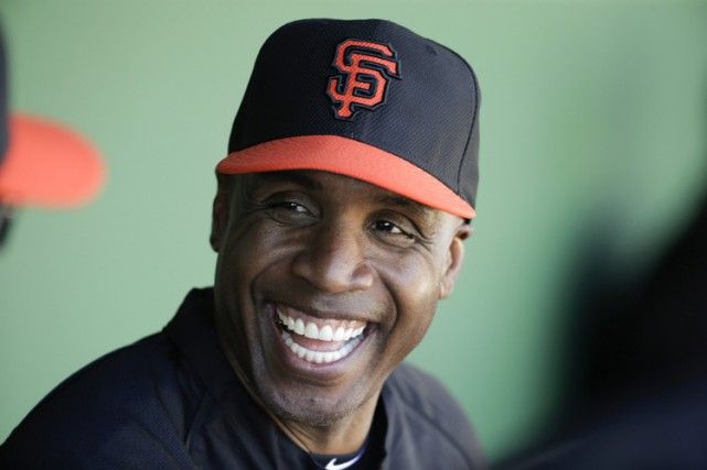 Barry Bonds... (Photo: AP)