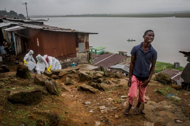 Plus de 26 000 personnes ont été contaminées par le virus Ebola depuis le début... (Photo: Reuters)