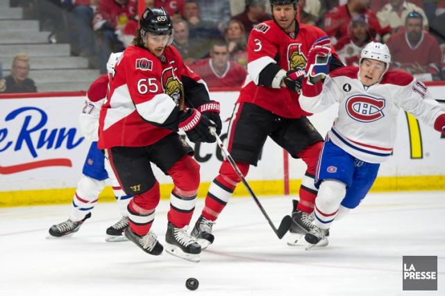 Relisez le clavardage du 4e match de la série entre le Canadien et les... (Photo: Reuters)