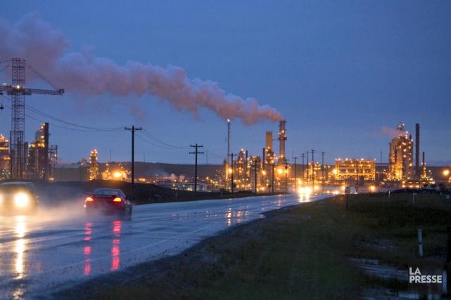 Depuis la chute des cours du pétrole, les... (Photo Alain Roberge, archives La Presse)