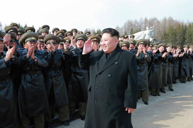 Pékin est de plus en plus préoccupé par... (Photo AFP)