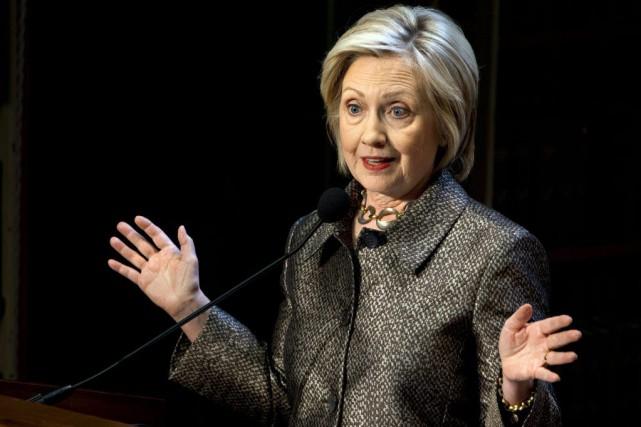 Hillary Clintona déjà témoigné au Congrès sur Benghazi... (Photo Jacquelyn Martin, Archives AP)
