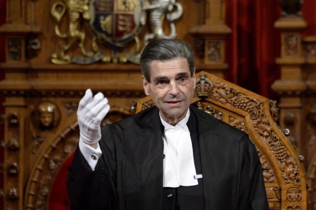 Originaire de Montréal, Pierre-ClaudeNolin avait été nommé au... (PHOTO ARCHIVES LA PRESSE CANADIENNE)