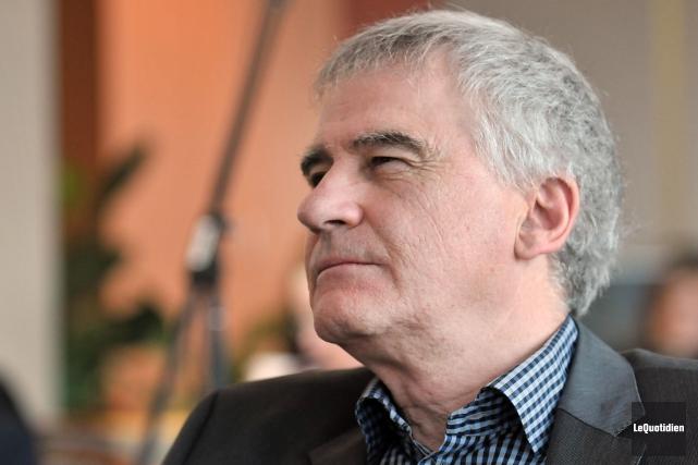 L'économiste Marc-Urbain Proulx... ((Photo Le Quotidien-Rocket Lavoie))