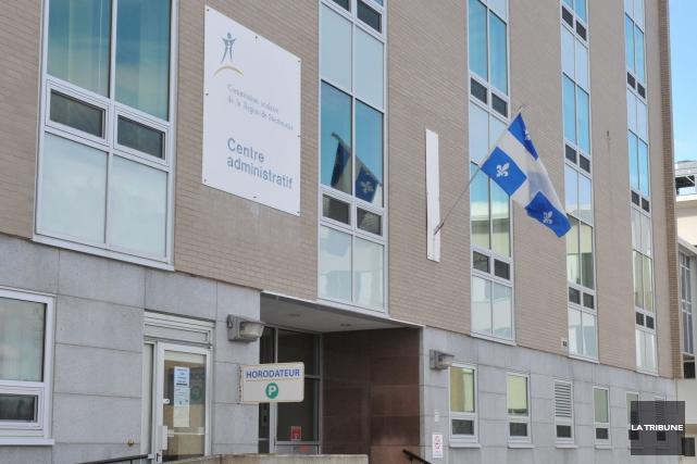 La Commission scolaire de la Région-de-Sherbrooke (CSRS) pourrait de nouveau... (Archives La Tribune, Maxime Picard)