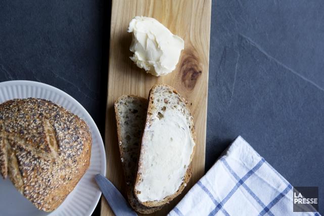 Selon Normand Laprise, la meilleure façon de manger... (Photo Olivier Jean, La Presse)