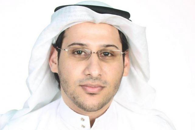 Walid Abu al-Khair,avocat et beau-frère de Raif Badawi.... (PHOTO TIRÉE DE TWITTER)