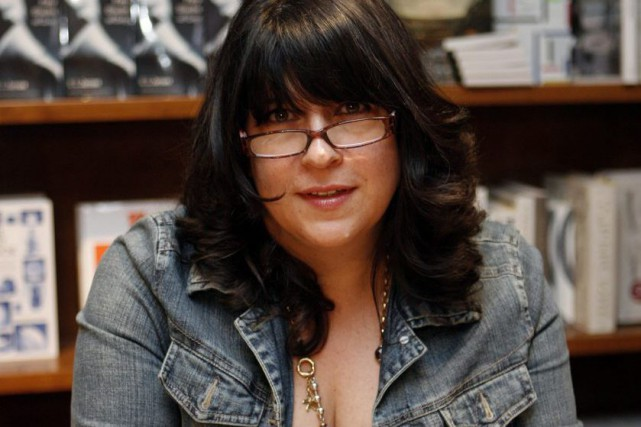 E. L. James... (Photo: archives AP)