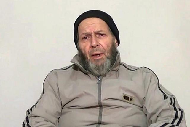 L'Américain Warren Weinstein, otage d'Al-Qaïda depuis 2011, a... (IMAGE ARCHIVES AP VIDEO)