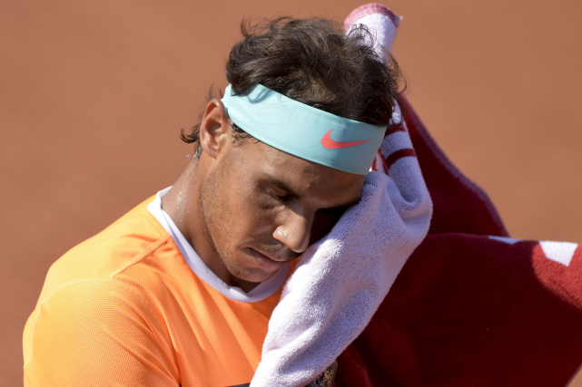 Rafael Nadal... (Photo Josep Lago, AFP)