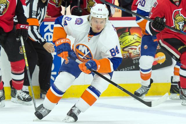 MikhailGrabovski n'a pas joué depuis le 19 février.... (Photo Marc DesRosiers, archives USA Today)
